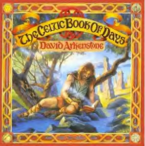 טיפת שמן דיסק - The Celtic Book Of Days/David Arkenstone