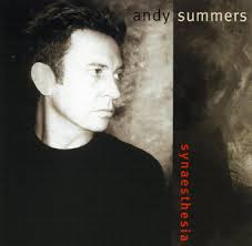 טיפת שמן דיסק - Synaesthesia/Andy Summers